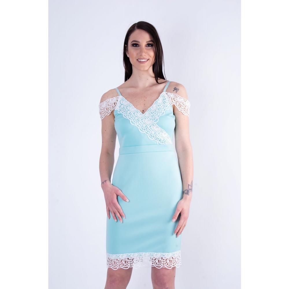 LIPSY PENCIL DRESS EX00299  BLUE
