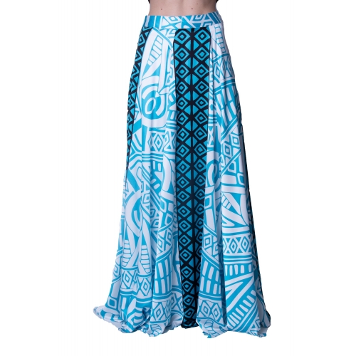 ALLURE EVENING LONG SKIRT